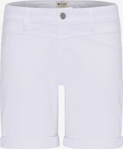 MUSTANG Shorts in weiß, Produktansicht