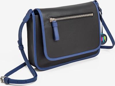 mywalit Umhängetasche 'Montreal' in blau / schwarz, Produktansicht