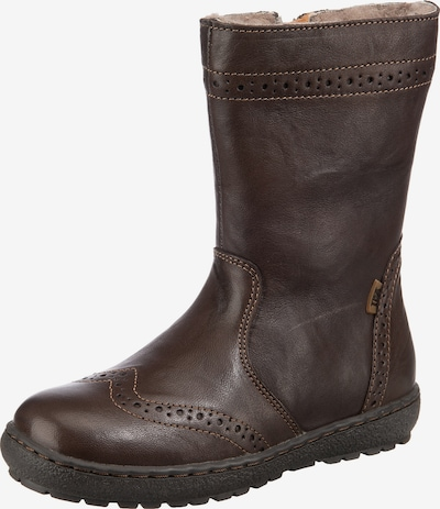 BISGAARD Stiefel 'Ejra' in dunkelbraun, Produktansicht