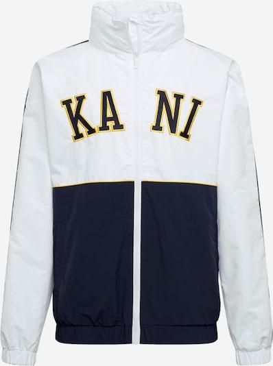Karl Kani Jacke in blau / weiß, Produktansicht