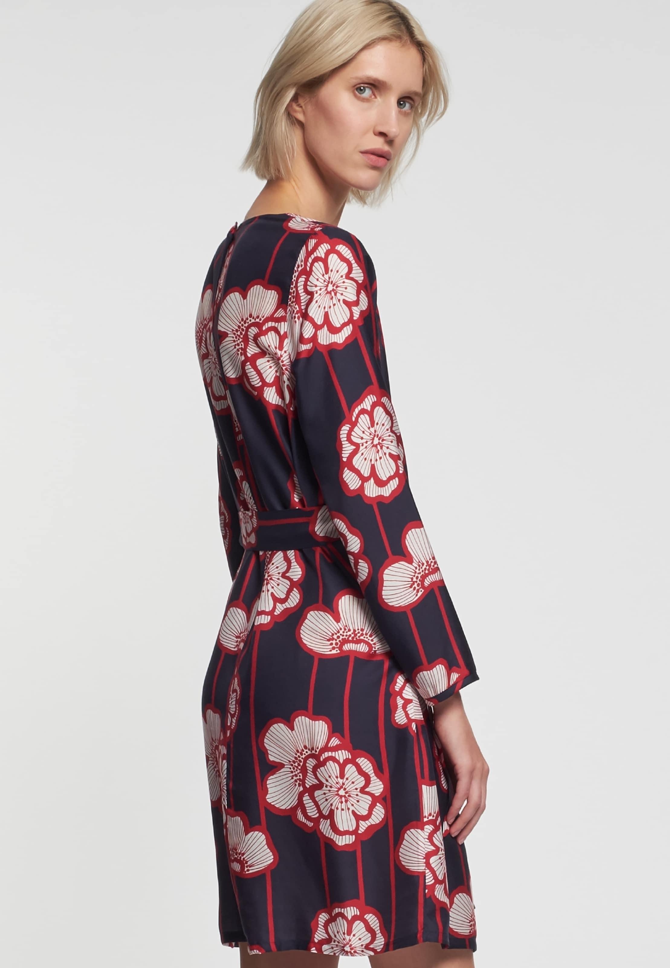 In BlauHellrot 'schwarze Kleid Seidensticker Rose' JcK3T1Ful5