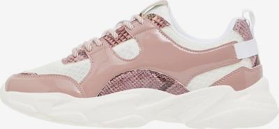 Bianco Sneaker in puder, Produktansicht