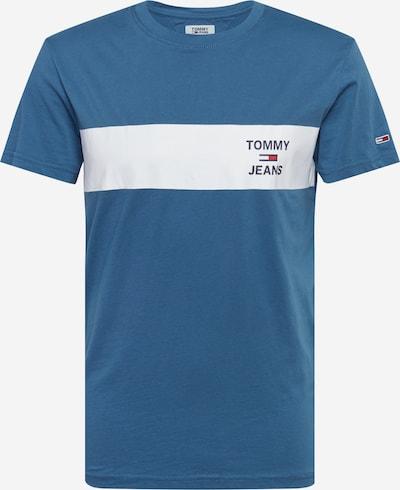 Tommy Jeans Shirt in blau, Produktansicht