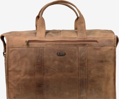 Harold's Tasche 'Antik' in braun, Produktansicht