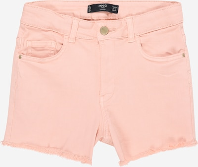 MANGO KIDS Jean 'PATRIC' en rose: Vue de face