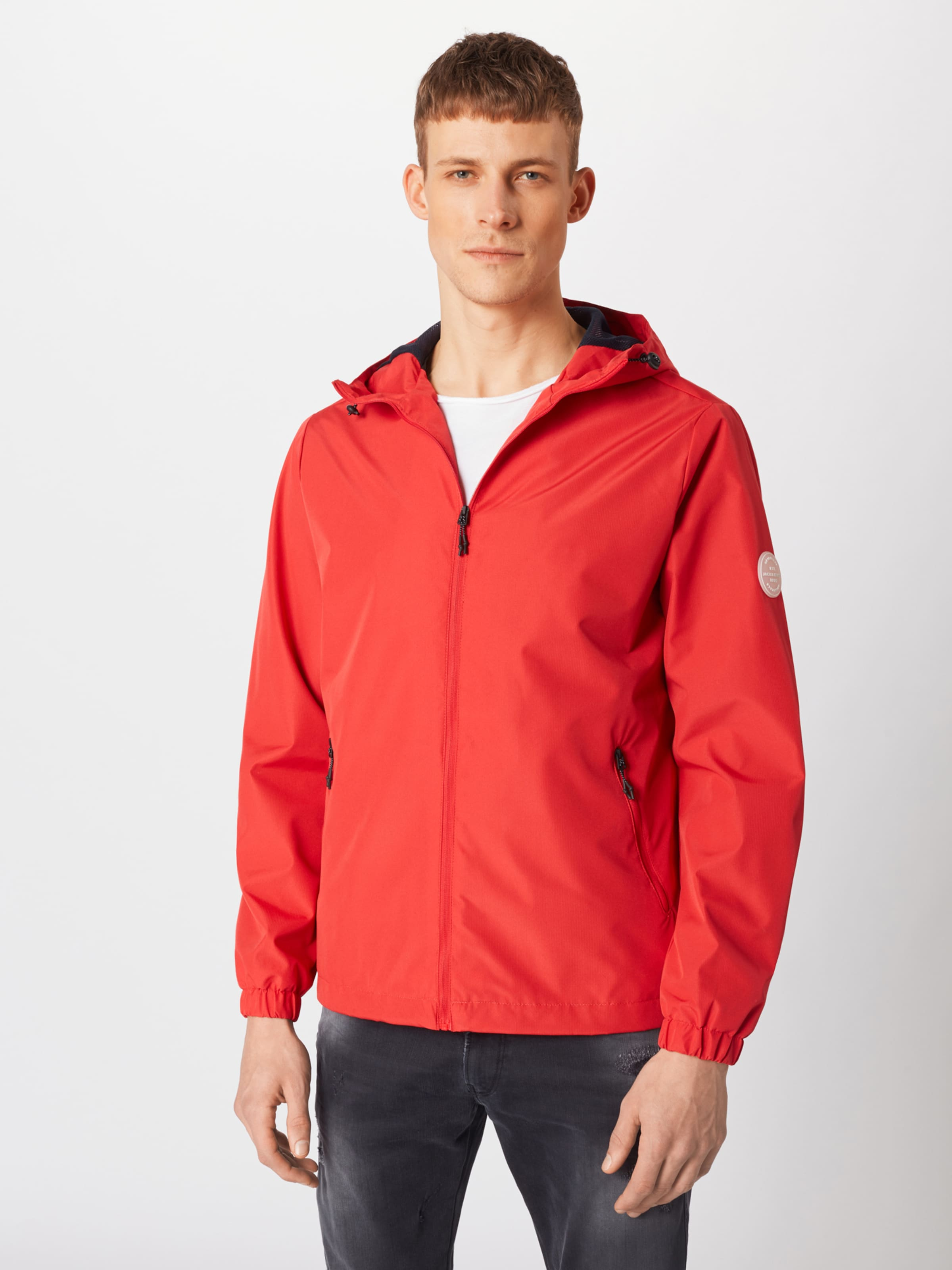 Mi 'jorglave En saison Jones Jacket Jackamp; Light Track Rouge Veste Sts' b76fyg