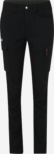 Bergans Sportske hlače 'Nordmarka W Pnt' u crna, Pregled proizvoda