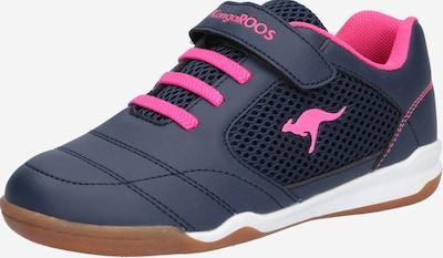 KangaROOS Sneaker in navy / pink, Produktansicht