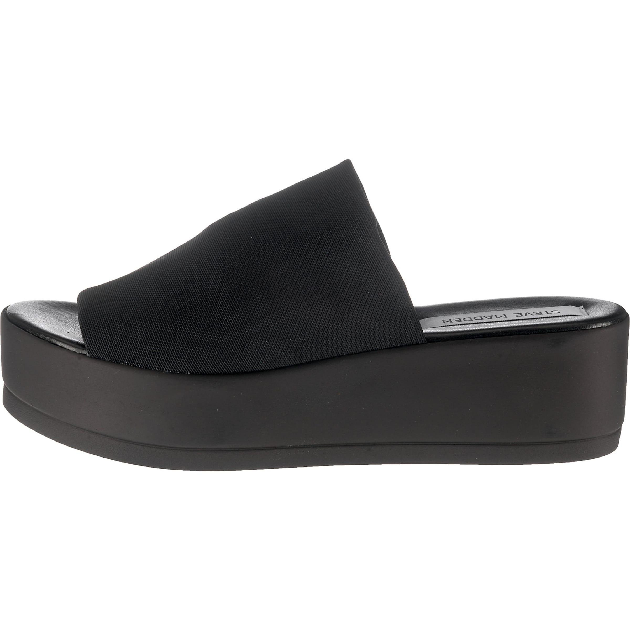 STEVE MADDEN Slinky Sandal Pantoletten Sneakernews Spielraum Fabrikverkauf fxRBngW