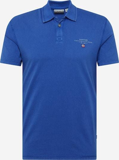 NAPAPIJRI Shirt 'Elli' in marine / rot / weiß, Produktansicht