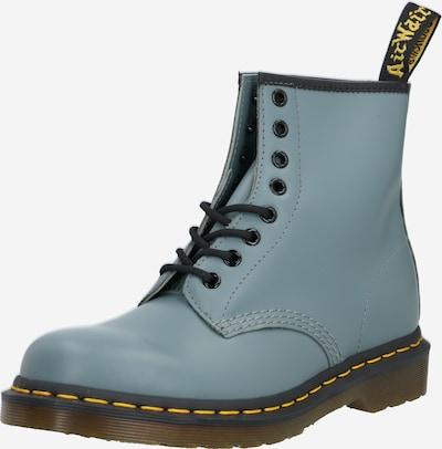 Dr. Martens Stiefel '1460' in rauchblau / gelb / schwarz, Produktansicht