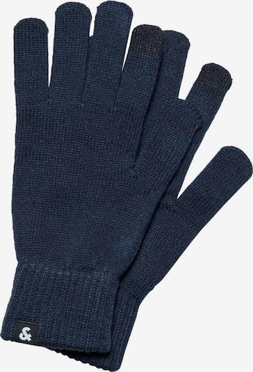 Pirštuotos pirštinės iš JACK & JONES , spalva - tamsiai mėlyna, Prekių apžvalga