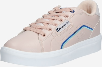 Champion Authentic Athletic Apparel Baskets basses 'SAN DIEGO' en rose / blanc, Vue avec produit