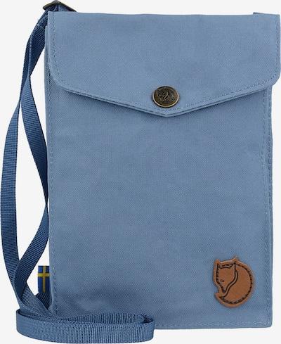 Fjällräven Pocket Brustbeutel in blau, Produktansicht