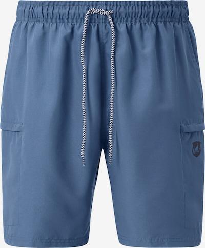 Jan Vanderstorm Shorts de bain 'Kasimir' en bleu ciel, Vue avec produit