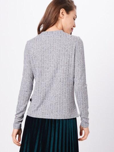 Noisy may Sweter 'KEVIN' w kolorze szarym: Widok od tyłu