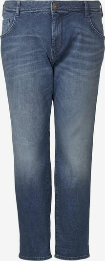 TOM TAILOR Men Plus Jeans in blue denim, Produktansicht