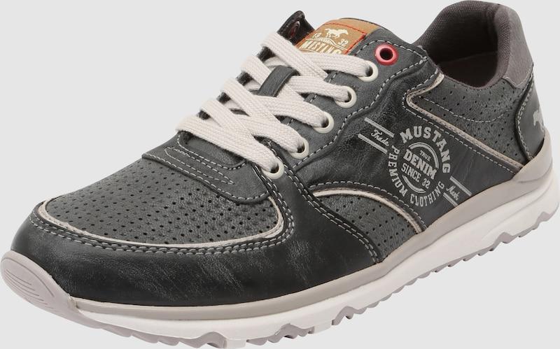 MUSTANG | Sneaker mit Kontrastnähten