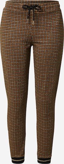 Kelnės iš Rich & Royal , spalva - ruda / Auksas / juoda, Prekių apžvalga