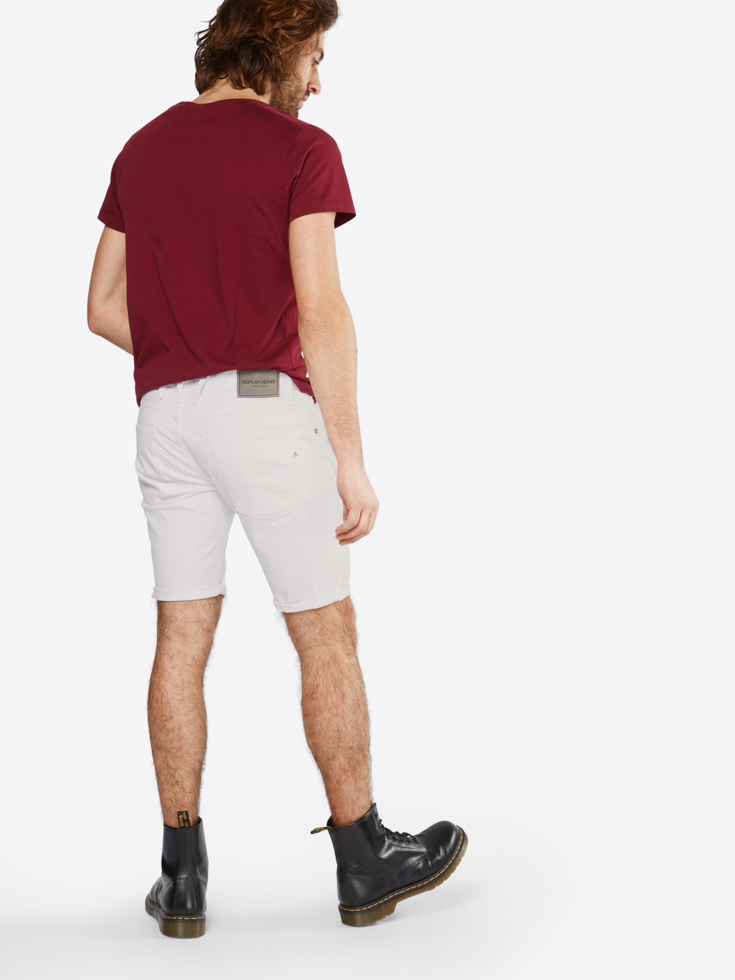 REPLAY Shorts 'ANBASS' Footaction eL1JE69RH