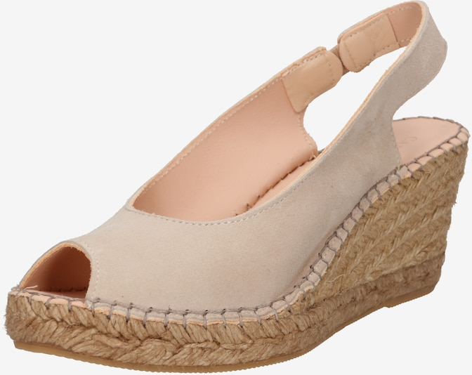 Carvela by Kurt Geiger Sandaal 'SHARON' in de kleur Nude, Productweergave