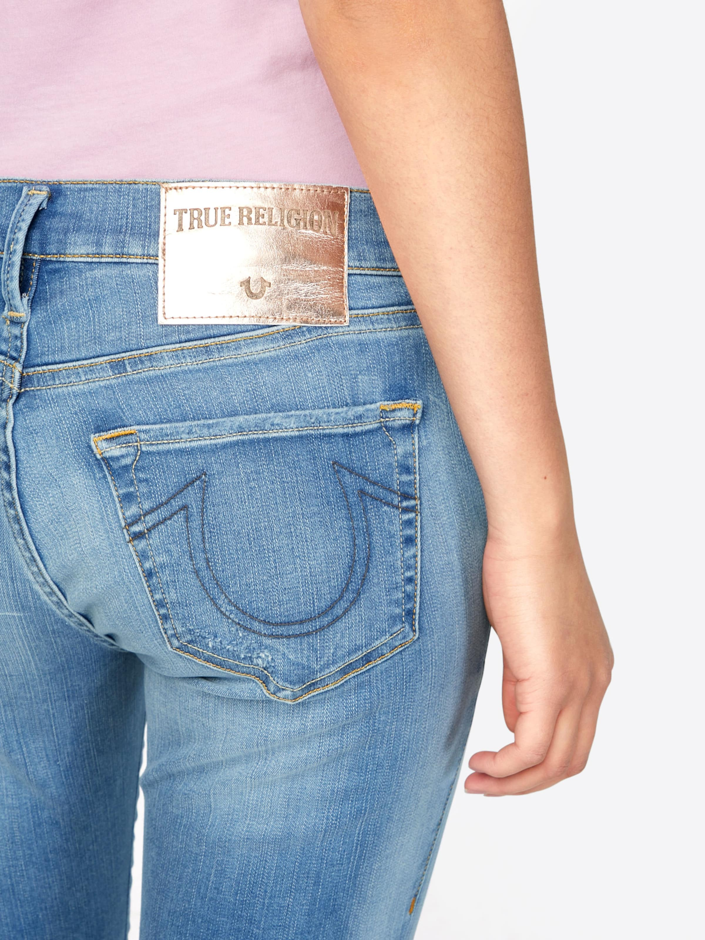 True Religion Mid Waist Jeans 'HALLE SPECIAL' Guter Service nLbcHt35DO