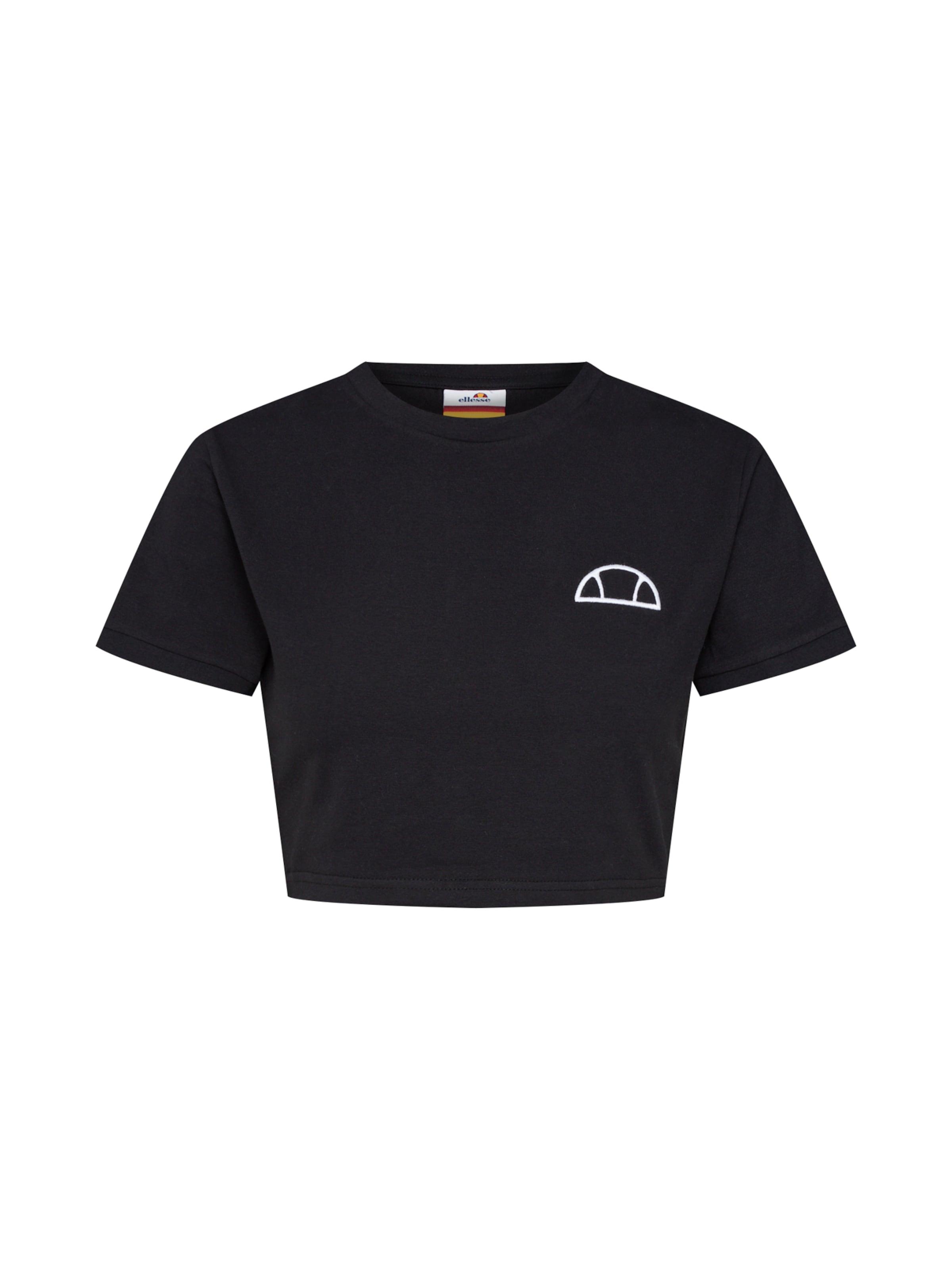 shirt In Ellesse MischfarbenSchwarz 'trento' T O80PkXZwNn