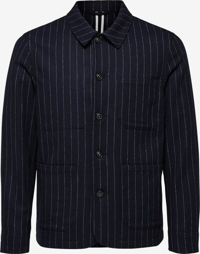 SELECTED HOMME Colbert in de kleur Donkerblauw, Productweergave