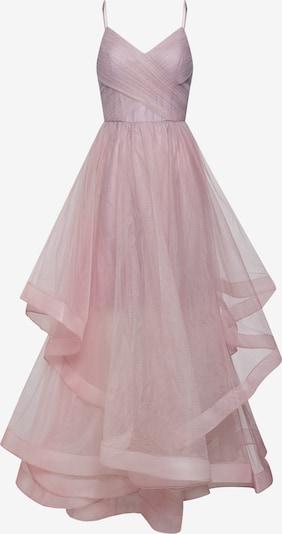Rochie de seară Laona pe roz, Vizualizare produs