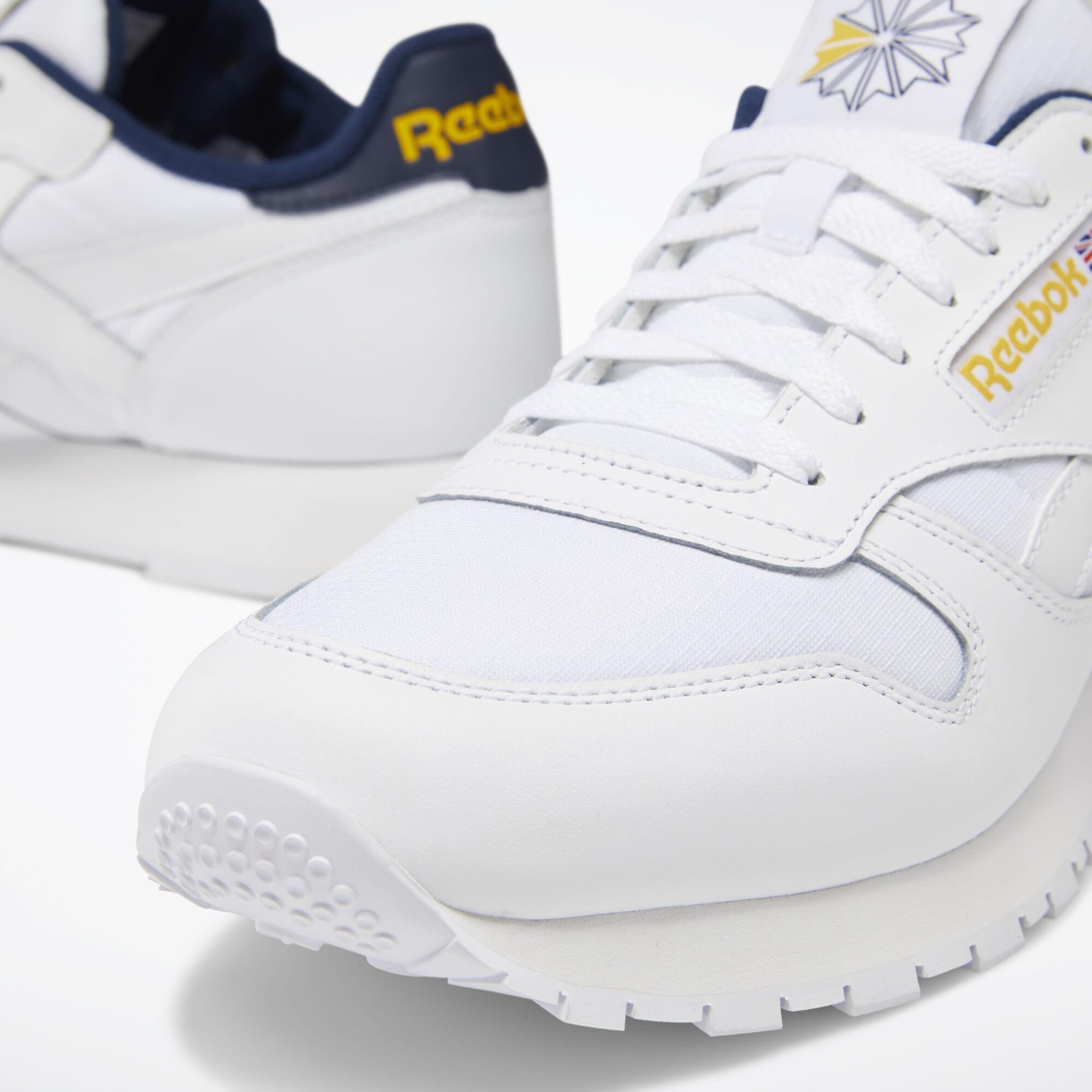 Sneaker Leather In 'classic Reebok Weiß Shoes' Classic n0PZNX8wOk