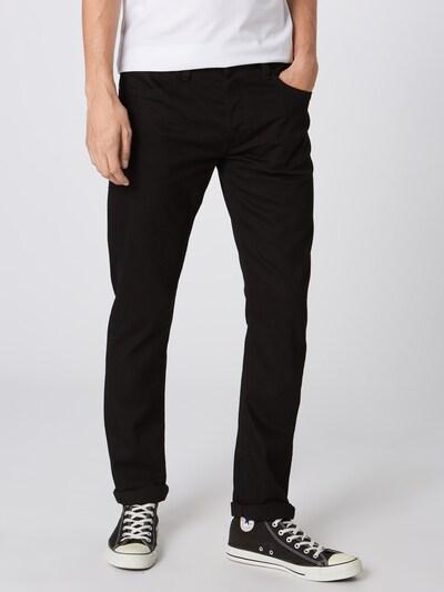 BLEND Jeans 'Twister' i svart denim, På modell