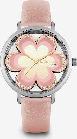 DAISY DIXON Uhr in rosa / silber, Produktansicht