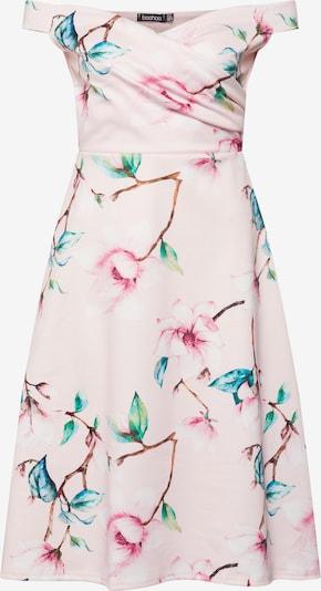 Boohoo Kleid in rosa: Frontalansicht