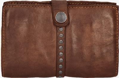 Campomaggi Geldbörse 'Azalea' 15 cm in braun, Produktansicht