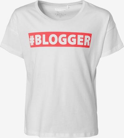 STACCATO T-Shirt in rot / weiß, Produktansicht