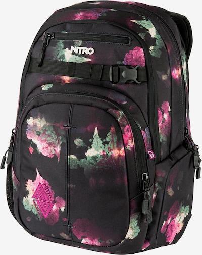 NITRO Rucksack 'Chase' in mischfarben / schwarz, Produktansicht