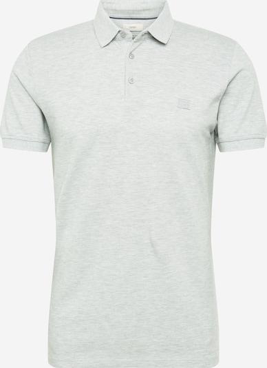 ESPRIT Koszulka w kolorze nakrapiany szarym: Widok z przodu