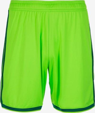 ADIDAS PERFORMANCE Shorts 'Regista 18' in grün / kiwi, Produktansicht