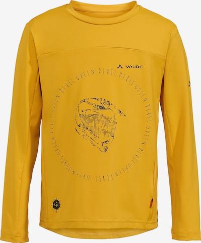 VAUDE Funktionsshirt SOLARO mit UV-Schutz in gelb, Produktansicht