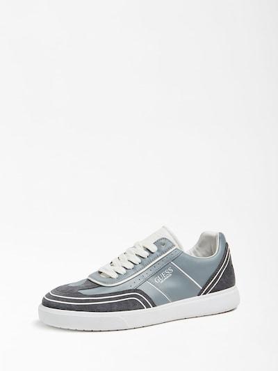 GUESS Sneaker 'MERCURIO' in blau / grau, Produktansicht