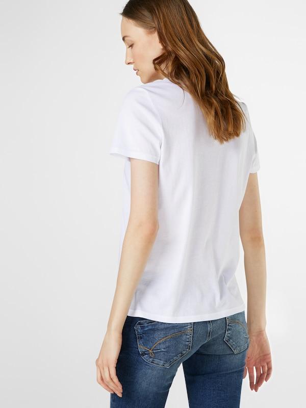 Marc O'Polo DENIM T-Shirt mit Print