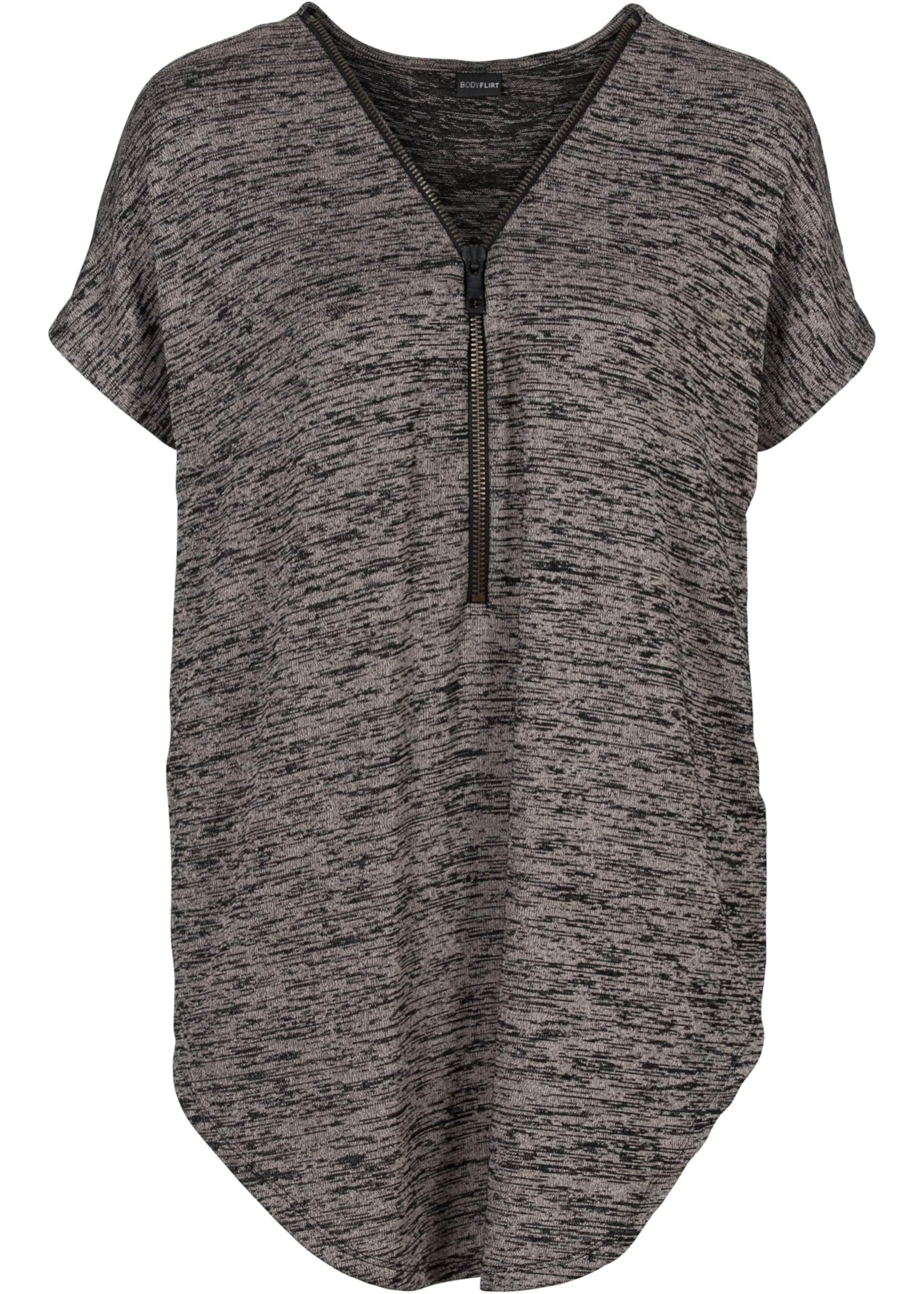 Shirt Grau In Shirt Shirt In Bonprix Bonprix Grau Bonprix DE2W9HI