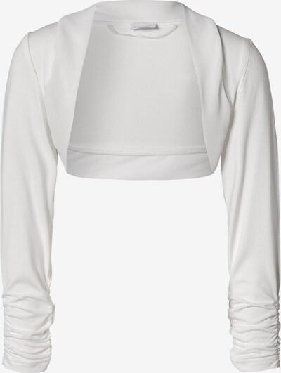WEISE Bolero in weiß, Produktansicht