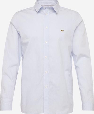 LACOSTE Hemd 'MANCHES' in blau, Produktansicht