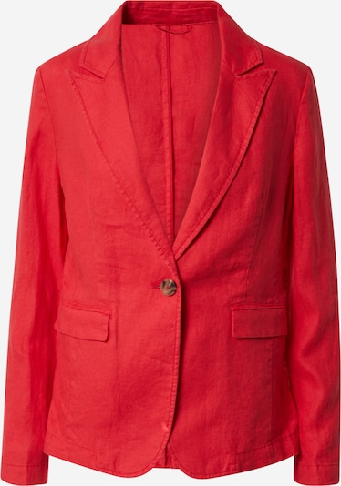 UNITED COLORS OF BENETTON Blazer in rot, Produktansicht