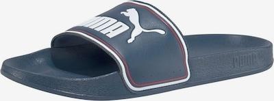 PUMA Sportschoen 'Leadcat' in de kleur Donkerblauw / Wit, Productweergave