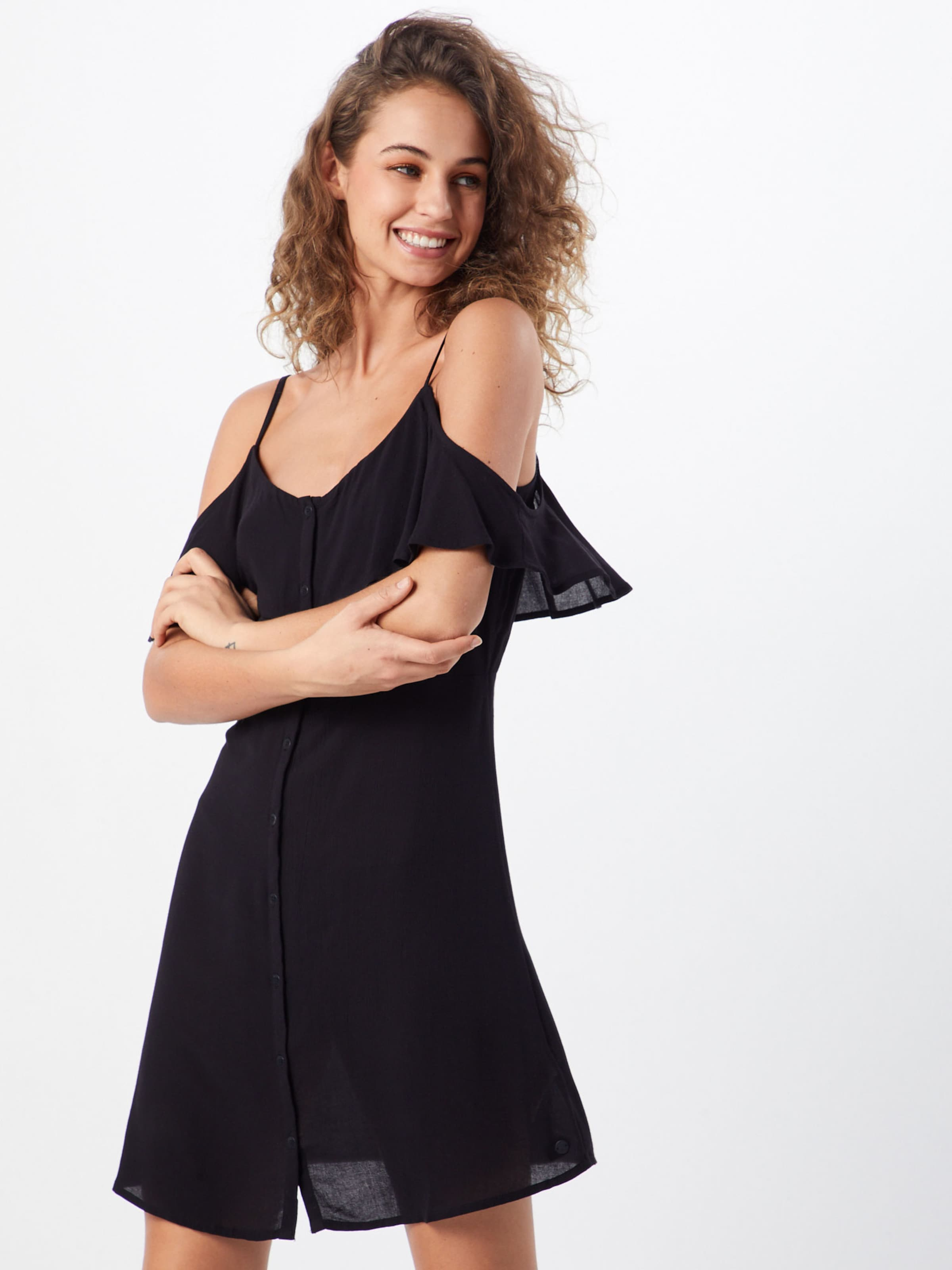 Schwarz Roxy 'hot Streets' In Kleid Spring qSUMVzpLG