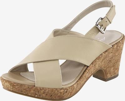 ANDREA CONTI Sandalette in sand, Produktansicht