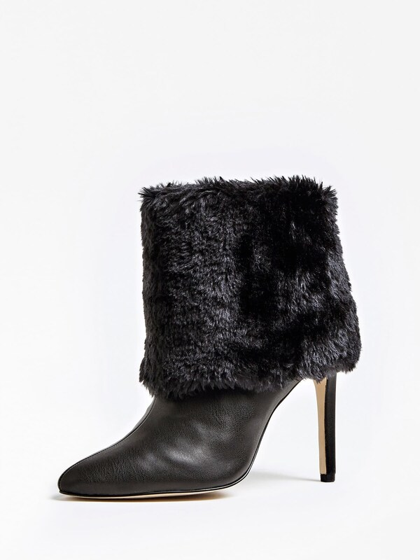 GUESS Ankle Boot 'Teegan' in schwarz | ABOUT YOU