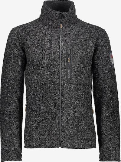 CMP Jacke 'Tech Wool' in dunkelgrau, Produktansicht